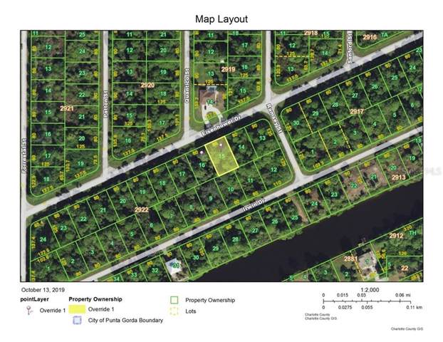 13079 and 13071 Eisenhower Drive, Port Charlotte, FL 33953 (MLS #C7421250) :: The Duncan Duo Team