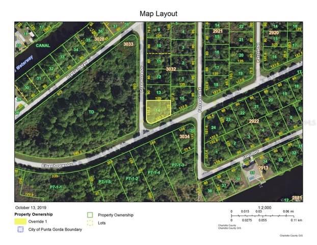 12598 Eisenhower Drive, Port Charlotte, FL 33953 (MLS #C7421262) :: Rabell Realty Group