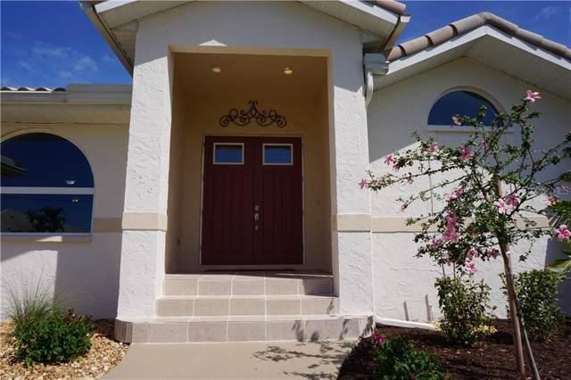 2516 Padre Island Drive, Punta Gorda, FL 33950 (MLS #C7421264) :: Godwin Realty Group