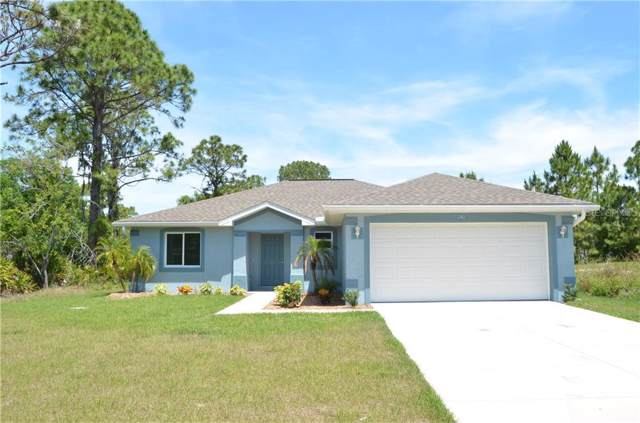 150 Baytree Drive, Rotonda West, FL 33947 (MLS #C7421277) :: Cartwright Realty
