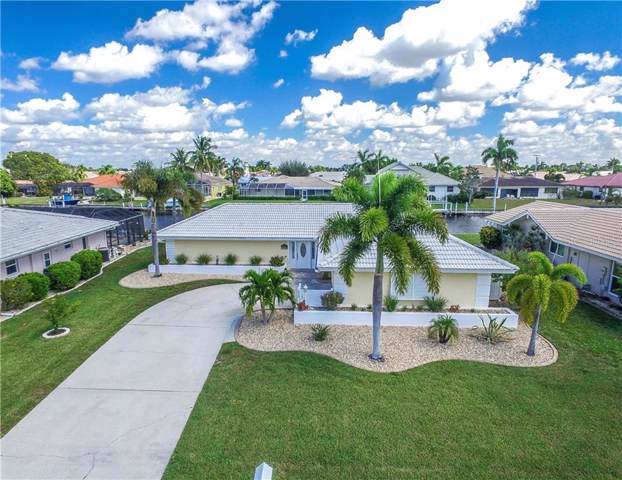 430 Via Cintia, Punta Gorda, FL 33950 (MLS #C7421294) :: Griffin Group