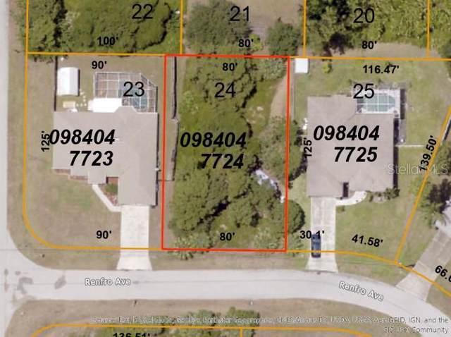 Renfro Avenue, North Port, FL 34286 (MLS #C7421327) :: Godwin Realty Group