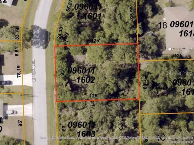 Circleville Street, North Port, FL 34286 (MLS #C7421331) :: Ideal Florida Real Estate