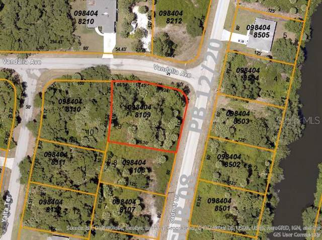 Sadnet Lane, North Port, FL 34286 (MLS #C7421332) :: Godwin Realty Group