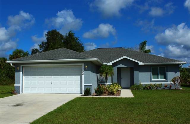 106 Baytree Drive, Rotonda West, FL 33947 (MLS #C7421339) :: Keller Williams Realty Peace River Partners