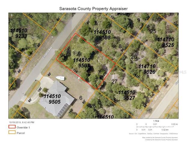 Cillette Avenue, North Port, FL 34288 (MLS #C7421346) :: Premium Properties Real Estate Services
