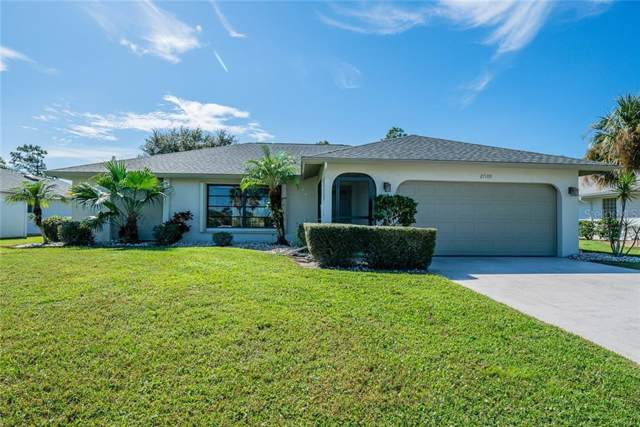 27109 Tierra Del Fuego Circle, Punta Gorda, FL 33983 (MLS #C7421355) :: The Figueroa Team