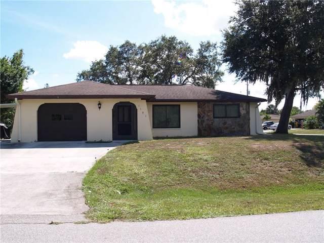 1191 Vernon Avenue, Port Charlotte, FL 33948 (MLS #C7421369) :: Lockhart & Walseth Team, Realtors