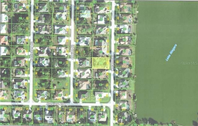 191 Norman Street, Port Charlotte, FL 33954 (MLS #C7421391) :: The Light Team