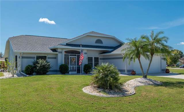 26475 Trujillo Drive, Punta Gorda, FL 33983 (MLS #C7421408) :: The Figueroa Team