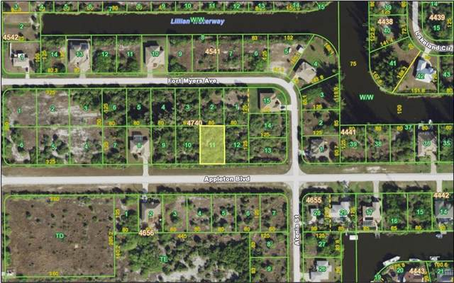14430 Appleton Boulevard, Port Charlotte, FL 33981 (MLS #C7421415) :: Griffin Group