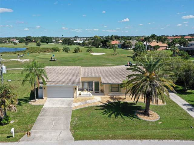 3886 Bordeaux Drive, Punta Gorda, FL 33950 (MLS #C7421417) :: Lock & Key Realty