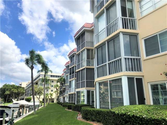 1257 S Portofino Drive 106 (#38), Sarasota, FL 34242 (MLS #C7421453) :: The Comerford Group
