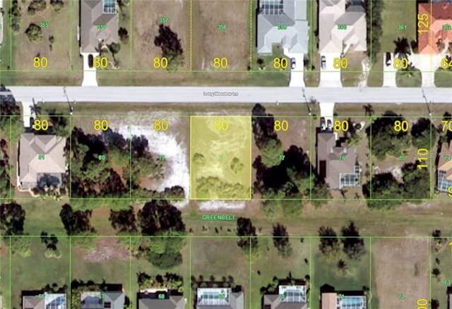 287 Long Meadow Lane, Rotonda West, FL 33947 (MLS #C7421536) :: The BRC Group, LLC