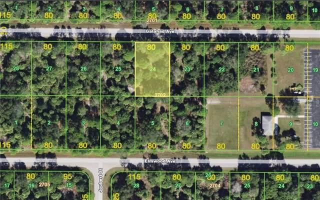 17427 Galahad Avenue, Port Charlotte, FL 33948 (MLS #C7421550) :: Premier Home Experts