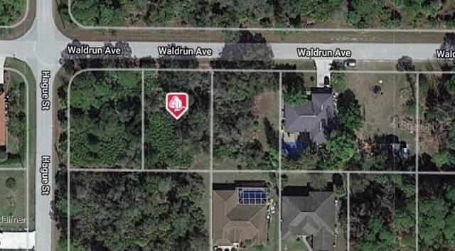 17135 Waldrun Ave, Port Charlotte, FL 33948 (MLS #C7421551) :: Team Bohannon Keller Williams, Tampa Properties