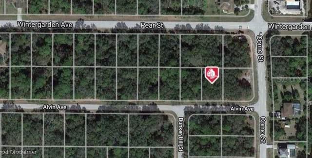 17226 Alvin Av, Port Charlotte, FL 33948 (MLS #C7421558) :: The Duncan Duo Team