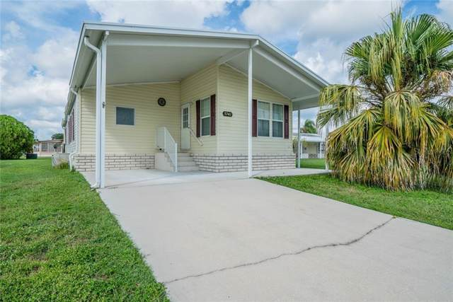 5740 Holiday Park Boulevard, North Port, FL 34287 (MLS #C7421596) :: Premier Home Experts