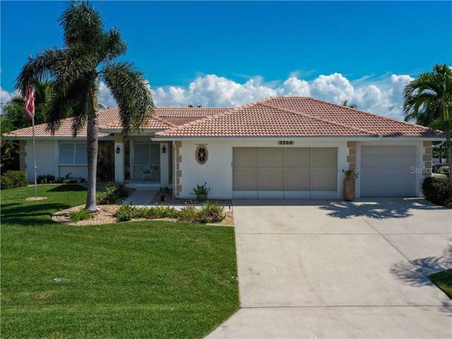 3304 Dominica Court, Punta Gorda, FL 33950 (MLS #C7421628) :: Florida Real Estate Sellers at Keller Williams Realty