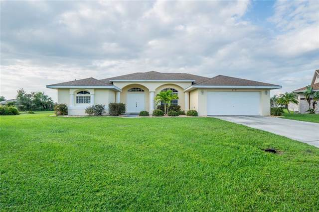 2437 Odessa Lane, Punta Gorda, FL 33983 (MLS #C7421630) :: Florida Real Estate Sellers at Keller Williams Realty