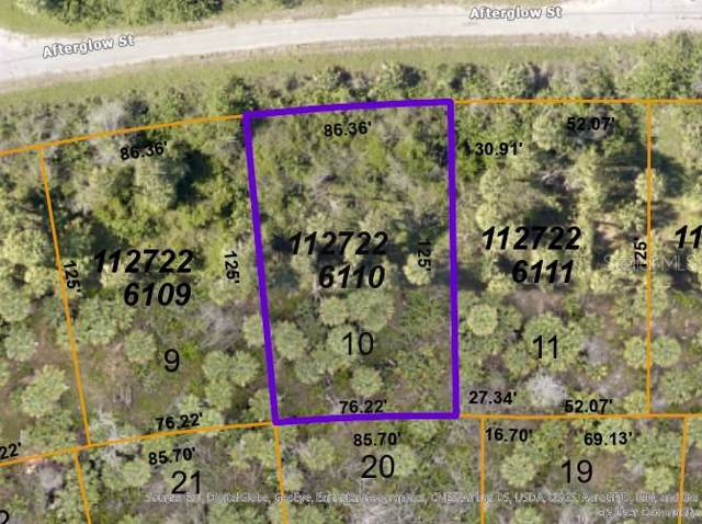 Afterglow Street, North Port, FL 34288 (MLS #C7421712) :: The Duncan Duo Team