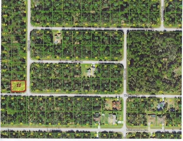 17024 Waldrun/Hilton Avenue, Port Charlotte, FL 33948 (MLS #C7421792) :: Team Bohannon Keller Williams, Tampa Properties