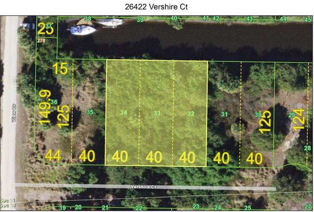 26422 Vershire Court, Punta Gorda, FL 33983 (MLS #C7421804) :: The Duncan Duo Team