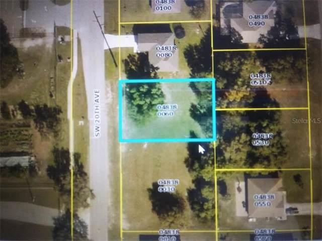 1719 SW 20TH Avenue, Cape Coral, FL 33991 (MLS #C7421888) :: Dalton Wade Real Estate Group
