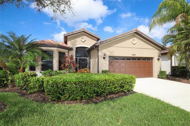 2583 Valerian Way, North Port, FL 34289 (MLS #C7421917) :: Florida Real Estate Sellers at Keller Williams Realty