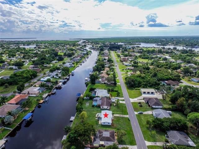 551 W Tarpon Boulevard NW, Port Charlotte, FL 33952 (MLS #C7421980) :: Team Bohannon Keller Williams, Tampa Properties