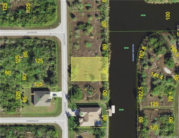 10104 Longbeach Street, Port Charlotte, FL 33981 (MLS #C7421981) :: Medway Realty