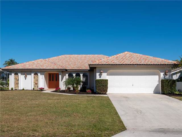 832 Via Formia, Punta Gorda, FL 33950 (MLS #C7421990) :: The Duncan Duo Team