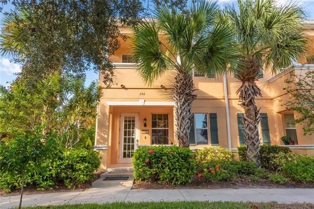 3756 82ND AVENUE Circle E #101, Sarasota, FL 34243 (MLS #C7422011) :: Florida Real Estate Sellers at Keller Williams Realty