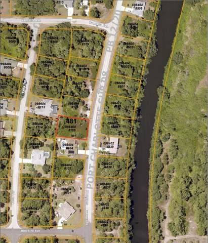 Sadnet Lane, North Port, FL 34286 (MLS #C7422101) :: Medway Realty
