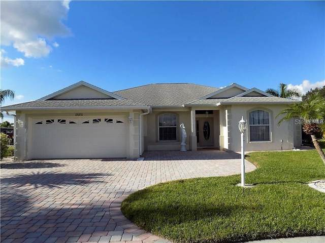 8680 Quinn Court, North Port, FL 34287 (MLS #C7422123) :: Team Bohannon Keller Williams, Tampa Properties