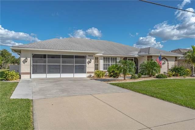 1550 Navigator Road, Punta Gorda, FL 33983 (MLS #C7422159) :: Florida Real Estate Sellers at Keller Williams Realty