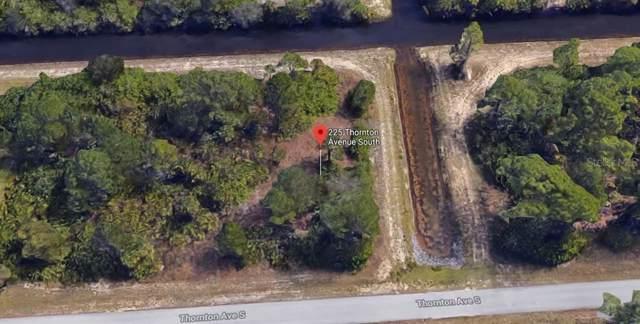 225 Thornton Avenue S, Lehigh Acres, FL 33974 (MLS #C7422168) :: Rabell Realty Group