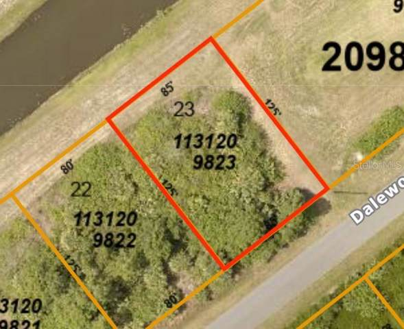 Dalewood Circle, North Port, FL 34288 (MLS #C7422187) :: Team Bohannon Keller Williams, Tampa Properties