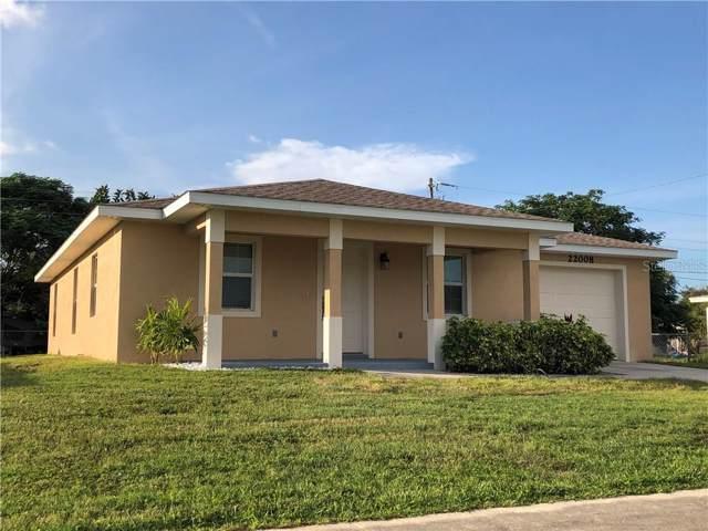 22008 Belinda Avenue, Port Charlotte, FL 33952 (MLS #C7422196) :: The Price Group