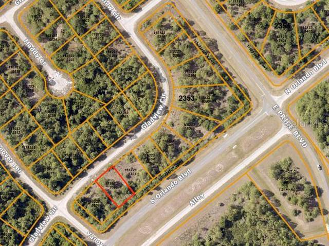 Gladview Circle, North Port, FL 34288 (MLS #C7422288) :: Lucido Global of Keller Williams