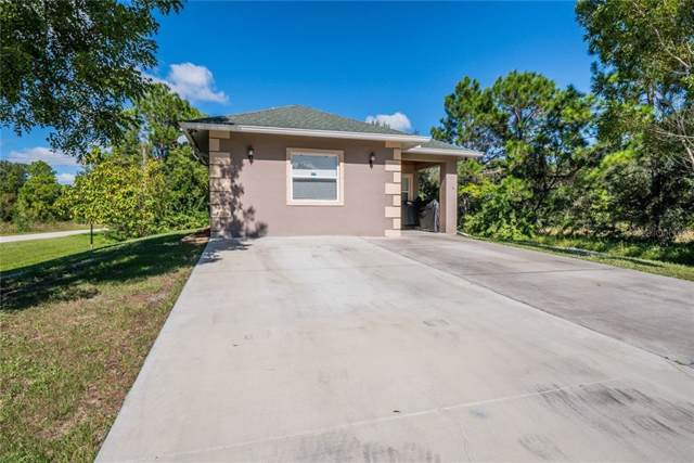 28140 Senator Drive, Punta Gorda, FL 33955 (MLS #C7422296) :: Premium Properties Real Estate Services