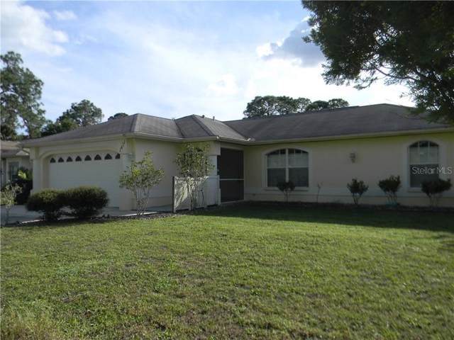 1471 Evangelina Lane, North Port, FL 34286 (MLS #C7422320) :: Medway Realty