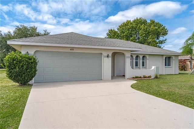 459 Rio De Janeiro Avenue, Punta Gorda, FL 33983 (MLS #C7422331) :: Florida Real Estate Sellers at Keller Williams Realty