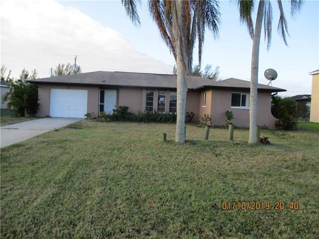 846 SW 31ST Street, Cape Coral, FL 33914 (MLS #C7422339) :: 54 Realty