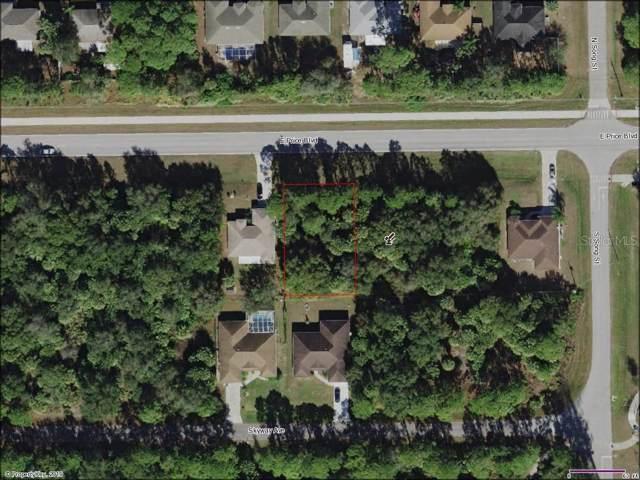 E Price Boulevard, North Port, FL 34288 (MLS #C7422383) :: Medway Realty