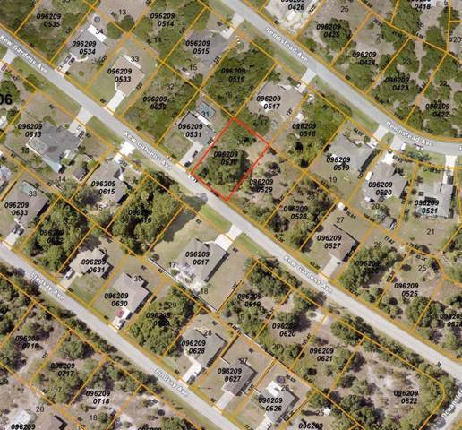 Kew Gardens Avenue, North Port, FL 34286 (MLS #C7422449) :: Team Bohannon Keller Williams, Tampa Properties