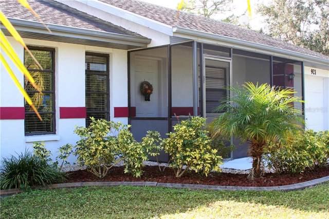 921 Tropical Avenue NW, Port Charlotte, FL 33948 (MLS #C7422457) :: Charles Rutenberg Realty