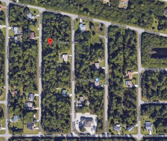 5352 Kasper Street, Port Charlotte, FL 33981 (MLS #C7422458) :: The Brenda Wade Team