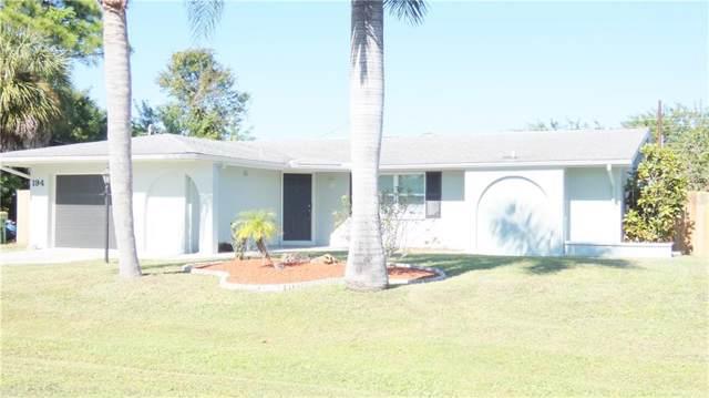 194 Glenridge Avenue NW, Port Charlotte, FL 33952 (MLS #C7422529) :: The Duncan Duo Team