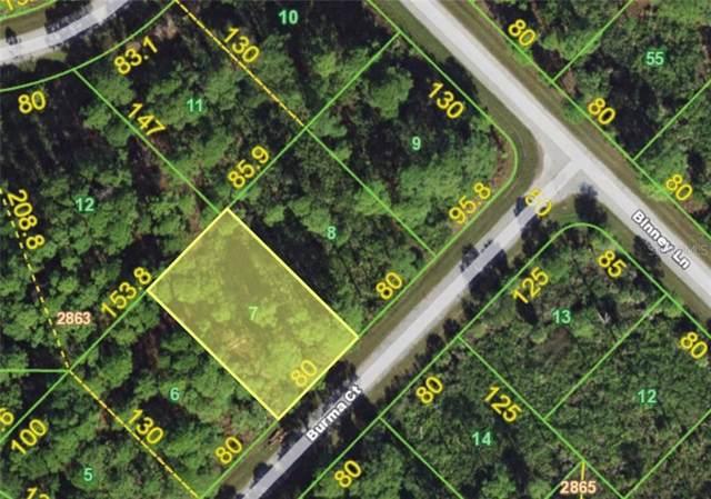 445 Burma Court, Port Charlotte, FL 33953 (MLS #C7422535) :: Burwell Real Estate